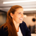 Erica Eriksson - Affärsområdeschef Säkerhetsskydd