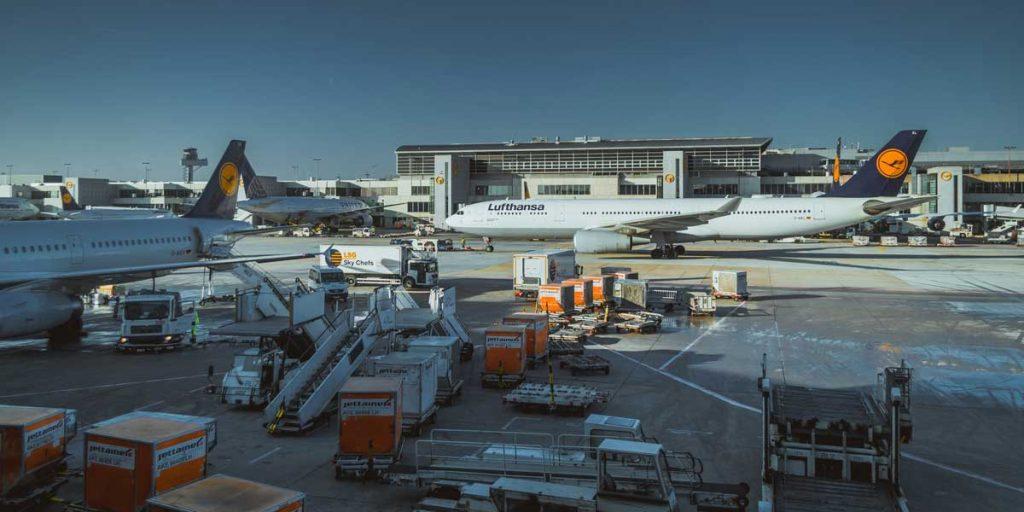 Känd avsändare för flygfrakt