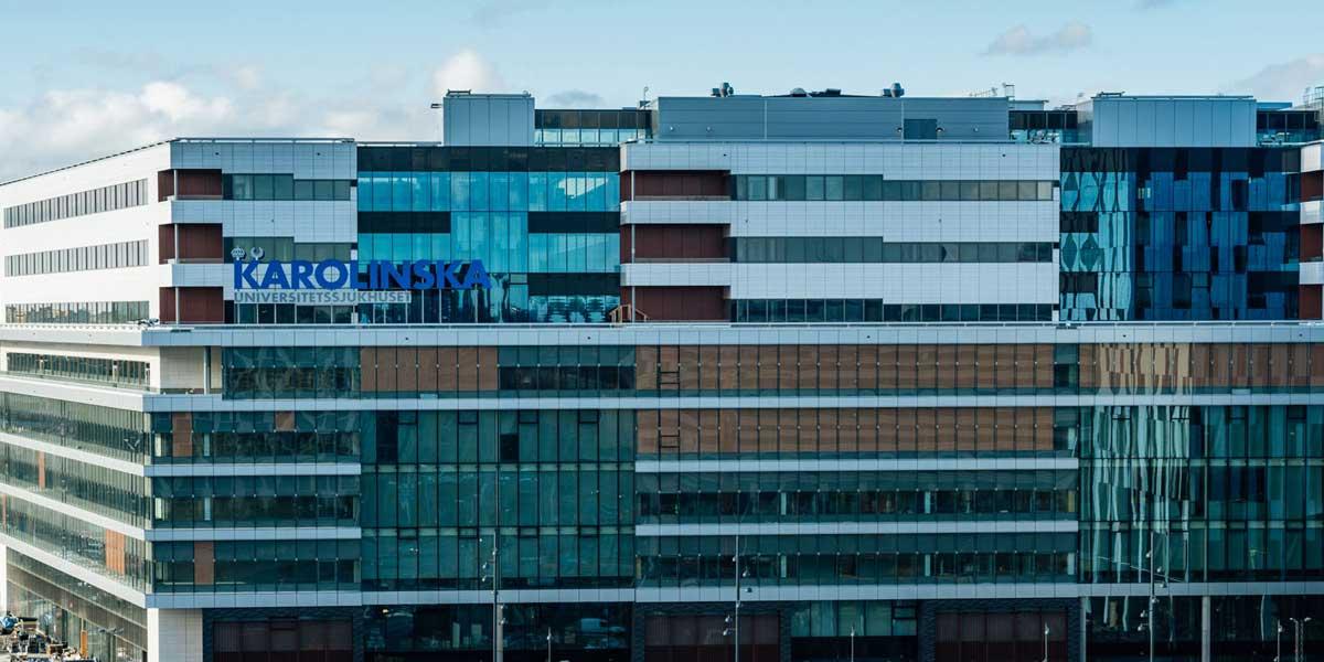 Digital referenstagning underlättar rekrytering under coronakrisen på Karolinska Universitetssjukhuset
