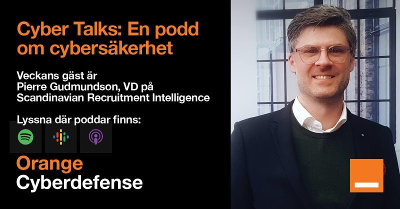 Cyber Talks - Pierre Gudmundson, SRI