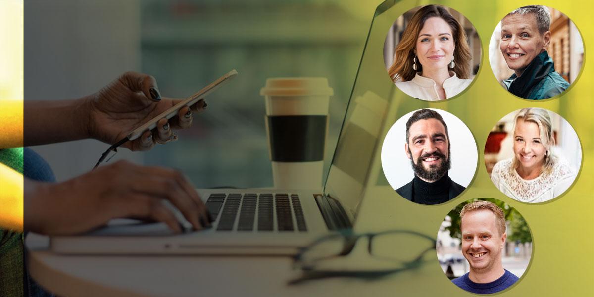 Digitalisering och trender inom HR inför 2021