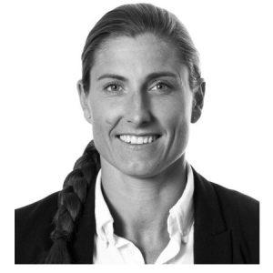 Erica Eriksson - Affärsområdeschef Säkerhetsskydd på SRI