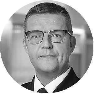 Björn Marcusson - Försvarshögskolan FHS