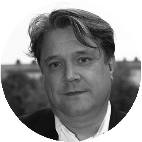 Hans Brun - Terrorexpert, SRI