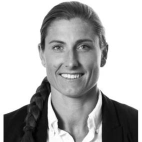 Erica Eriksson - Säkerhetsexpert inom personalsäkerhet och säkerhetsskydd på SRI