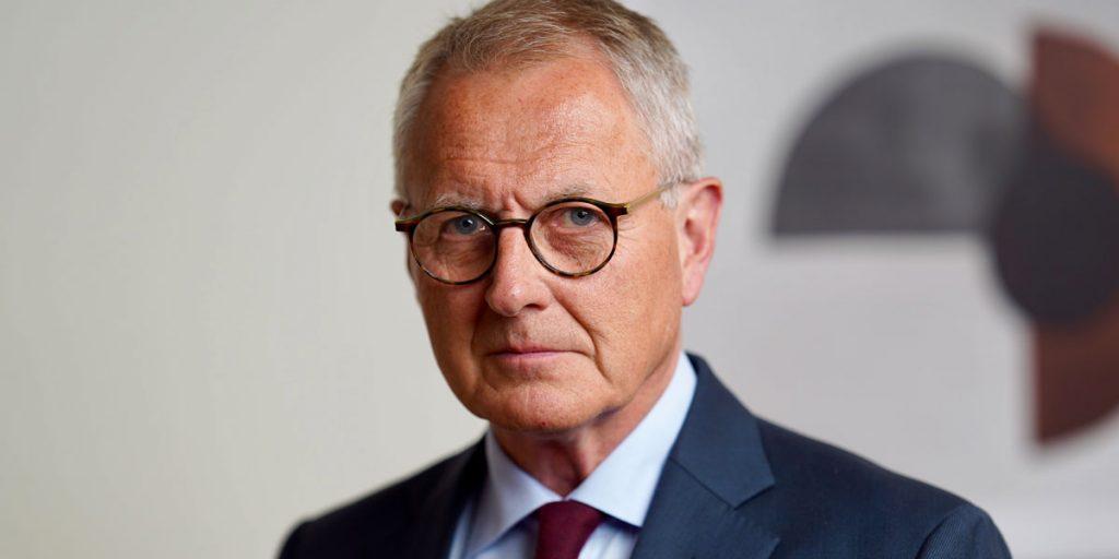 Stefan Kristiansson - tidigare chef MUST till SRI
