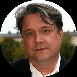 Terroreforskare Hans Brun